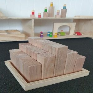 Large Wooden Block Set