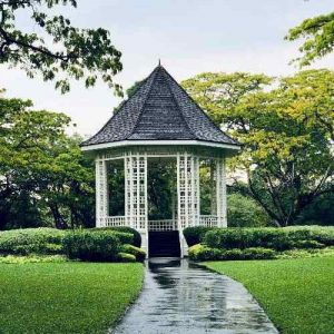 Gazebo for Party in the Park