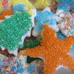 Fairy Bread Shapes
