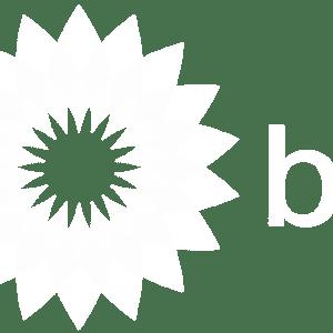 Bp White Logo