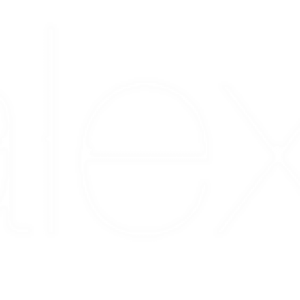 Peter Alexander white logo