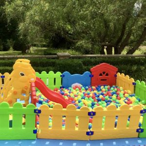 Ball Pit with Slide