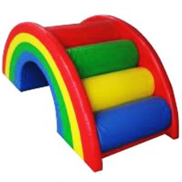 Soft Play Rainbow Bridge