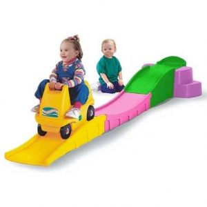 Kids Mini Rollercoaster