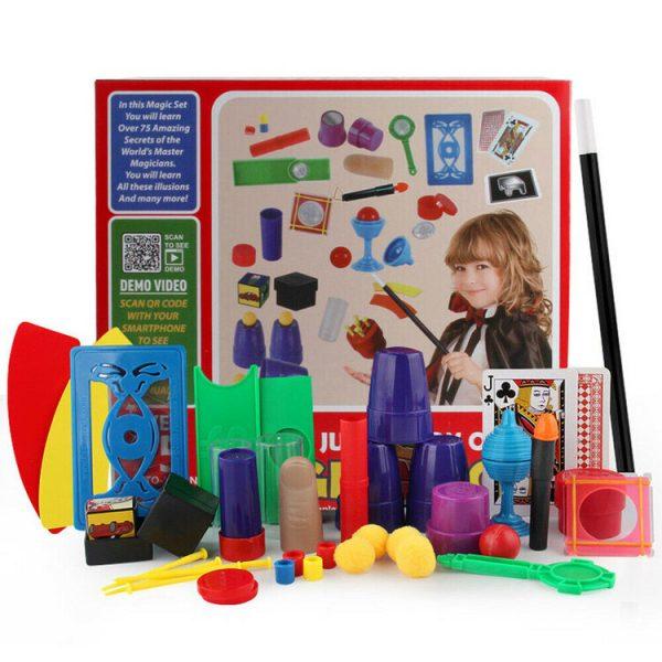Magic Kit Box and Inclusions