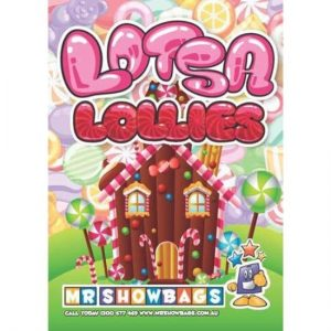 Lotsa Lollies Party Bag