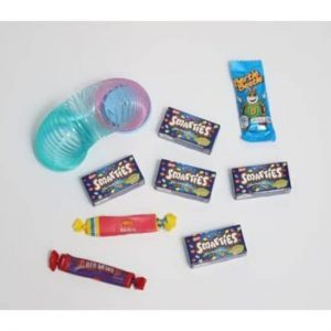 Smarties Party Bag Contents