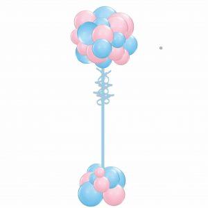 Organic Balloon Topiary