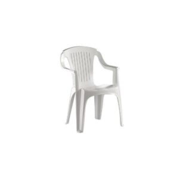 White Lawn Chair