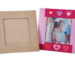 Kids DIY Photo Frame