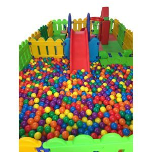 Ball Pit with Play Pen Combo