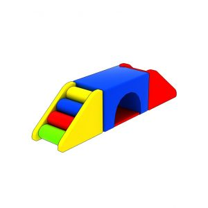 Soft Tunnel Bridge Play Set