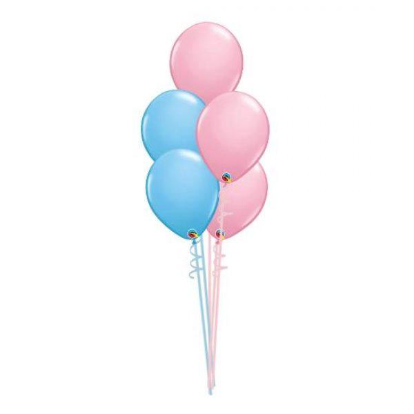 5 Balloon Arrangement