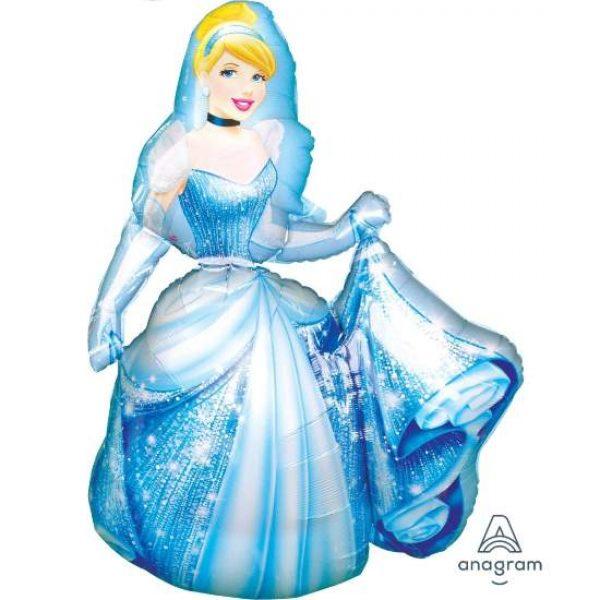Cinderella Balloon Airwalker