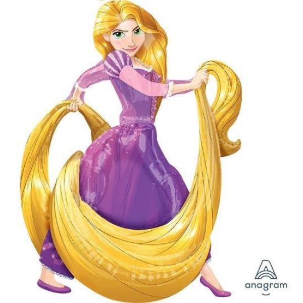 Rapunzel Balloon Airwalker