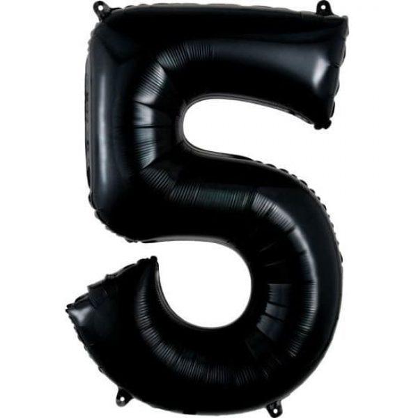Black 5 Balloon