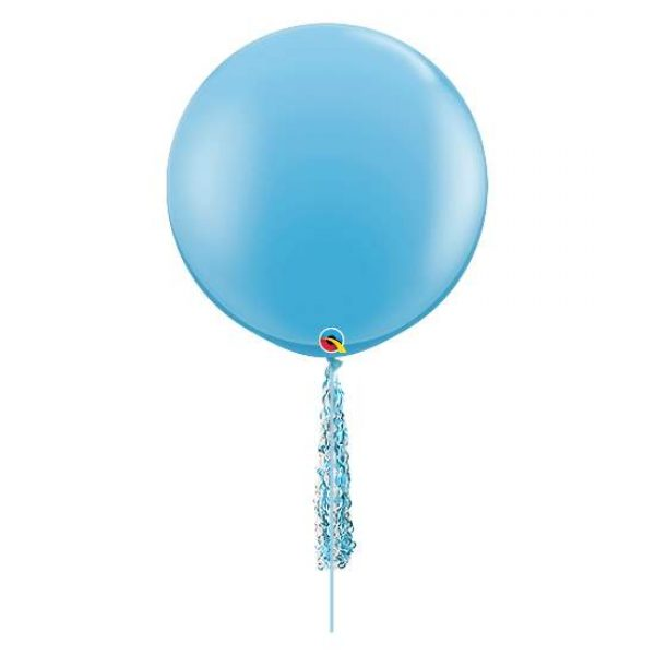 Giant Balloon with Tassel