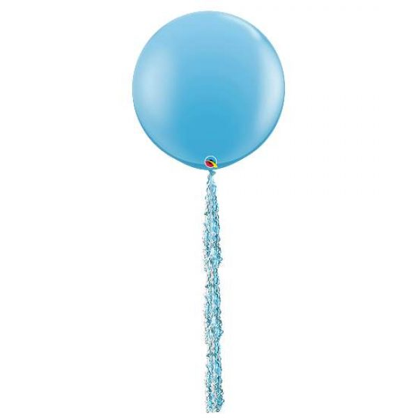 Giant Balloon with 3 Tassels