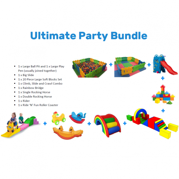 Kids Soft Play Package