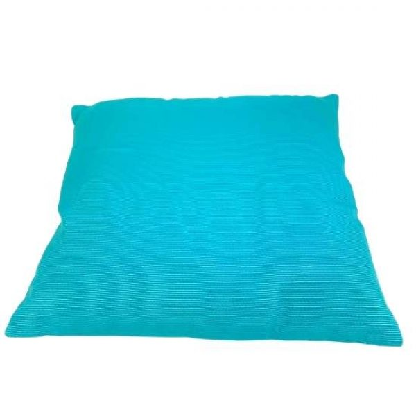 Teal Cushion