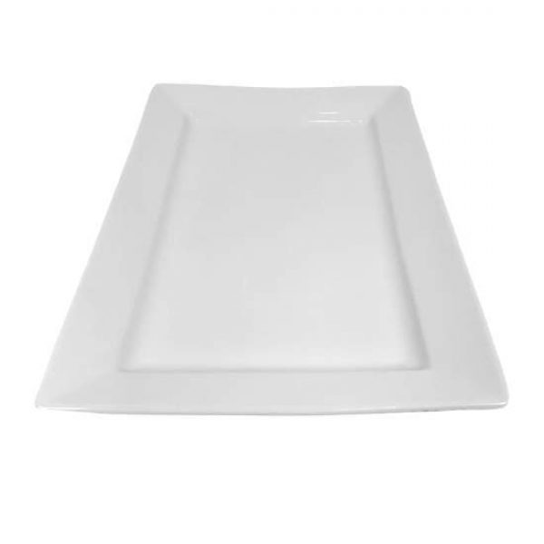 White Serving Tray