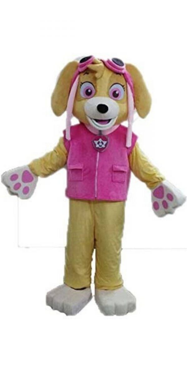 Skye Mascot Party Costume