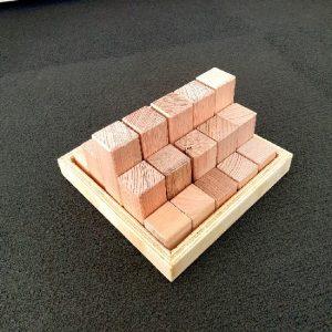Small Wooden Block Set