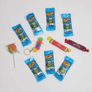 Bertie Beetle Party Bag Contents