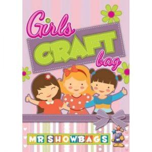 Girls Craft Party Bag