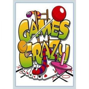 Games Crazy Party Bag