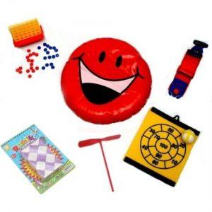Games Crazy Party Bag Contents