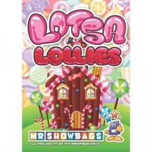 Lotsa Lollies Party Bag