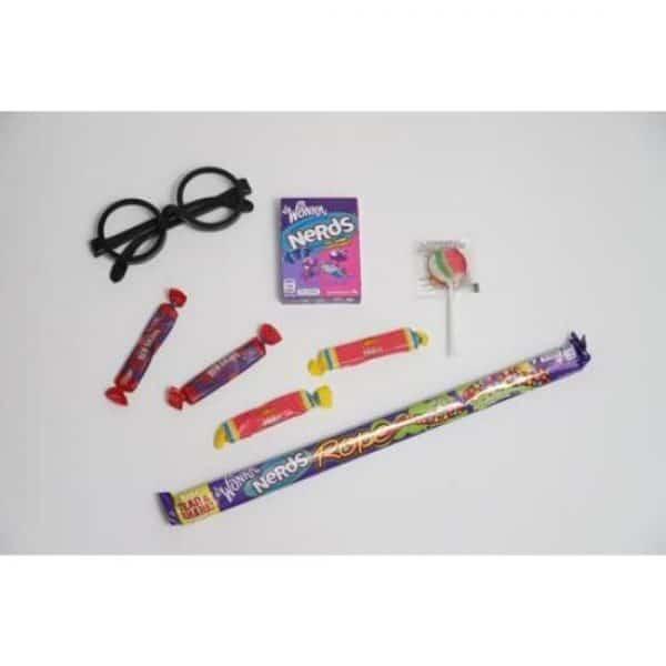 Nerds Party Bag Contents