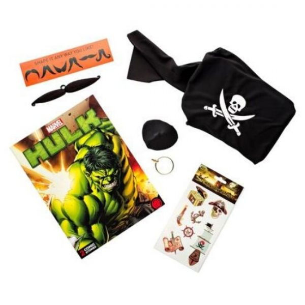 Pirate Party Bag Contents