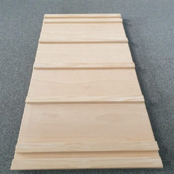 Wooden Ramp and Slide