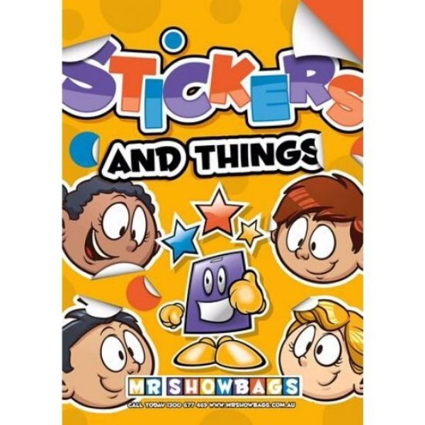 Stickers & Things Party Bag