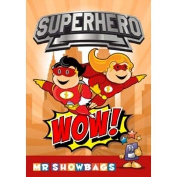 Superhero Party Bag