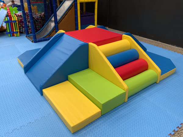 Soft Play Set Up for Kids Party Hire