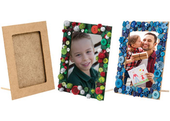 Photo Frames that have Decorated