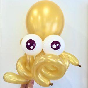 Octopus Balloon Animal